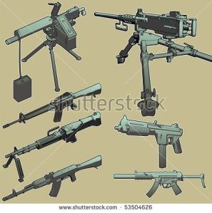ASSAULT WEAPONS TOP PREF