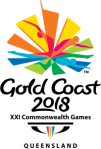 commonwealth games 2018 logo